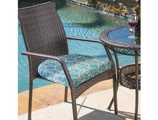 Keene Arm Chair Cushion 18x18, , large