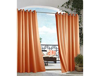 "Gazebo Panel Orange 50""X84"", , large"
