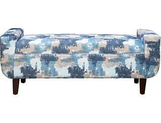 Paint Roller Indigo Bench, , large