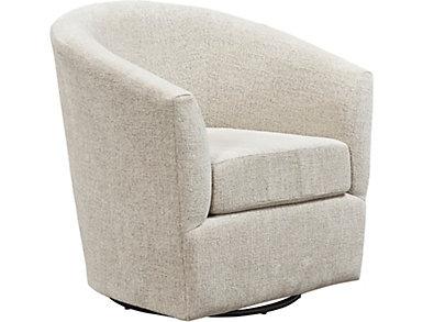 FUSE Plushtone Swivel Tub Chair, , large