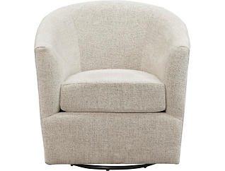 FUSE Plushtone Swivel Tub Chair, , large