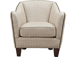 FUSE Dax Accent Chair, , large