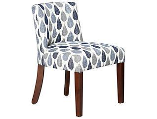 Audobon Navy Uph Desk Chair, , large