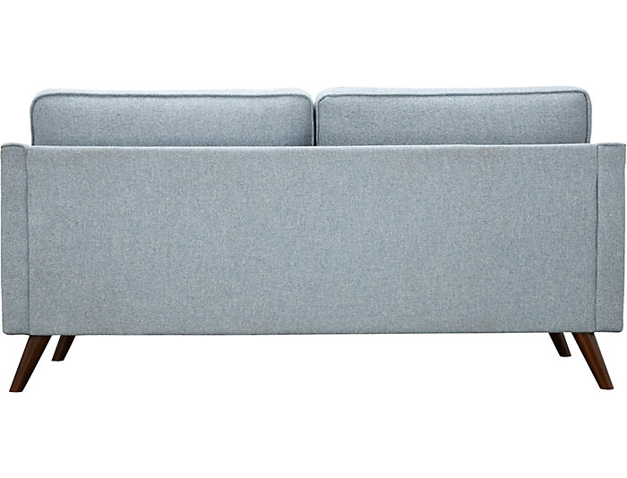 Aiden Blue Sofa