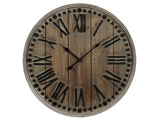 Linden Wall Clock, , large