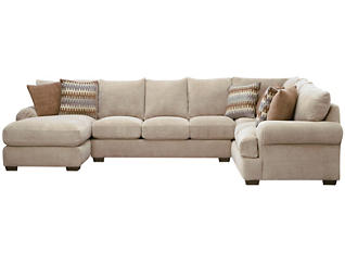 Jasper 3 Piece Sectional, , large
