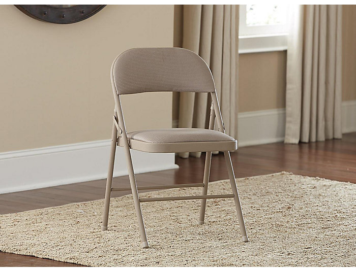Folding Chair Linen Set of 4, , large