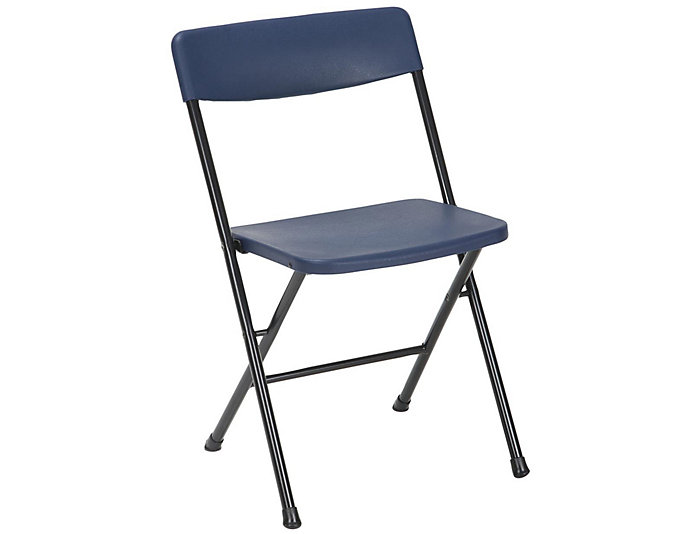 Blue 3 Piece Table and 2 Chairs, , large