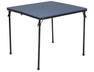 Blue 3PC Table and 2 Chairs, , large