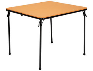 Orange 3PC Table and 2 Chairs, , large