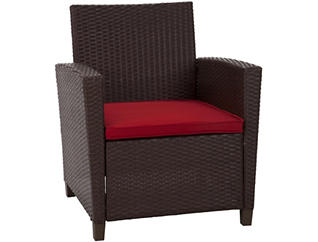 Lindon 4 Piece Brown Seating Set, , large