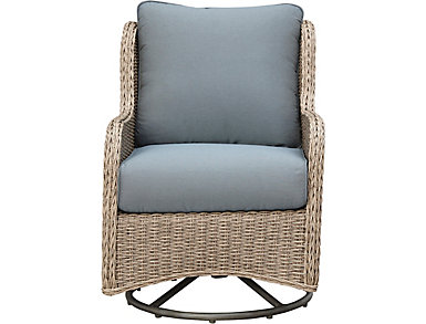 Homestead Swivel Rocker, , large