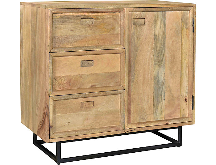 Tibet Mango Wood Cabinet