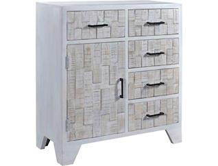 White Stone Cabinet, , large