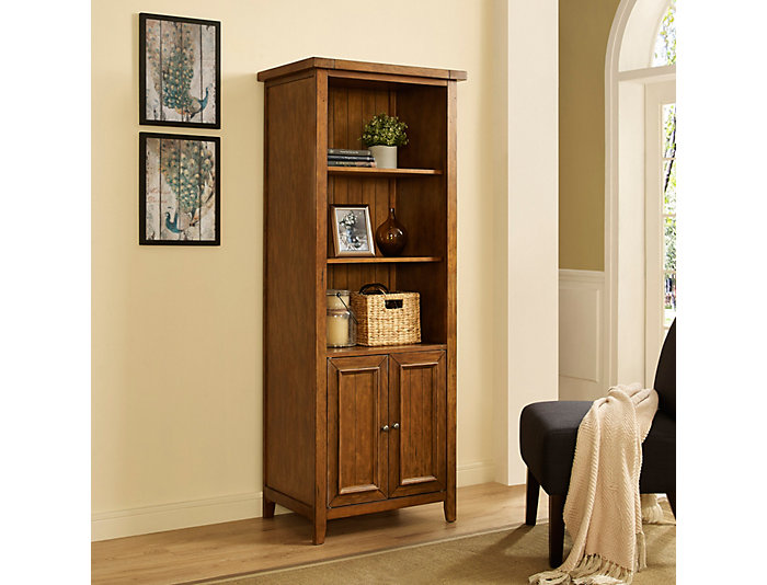 "Irvine Pine 72"" Bookcase, , large"