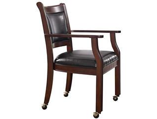 Walton Mahogany Game Chair, , large