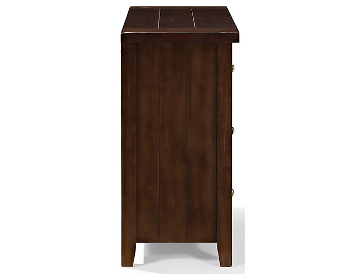 Bedford Mahogany Cabinet, , large