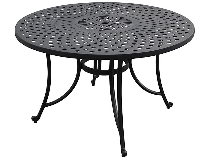 Naples 46 Round Dining Table