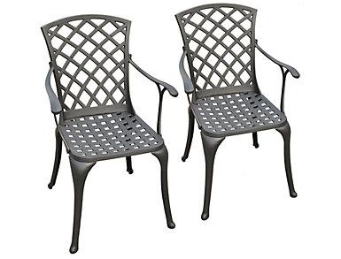 Ft. Wayne Arm Chair (Set of 2), , large