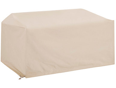 Outdoor Loveseat Cover, , large