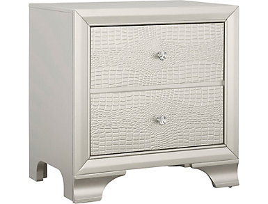 Lyssa Youth Nightstand, , large
