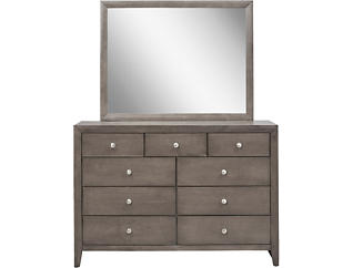 Evan Grey Dresser, , large
