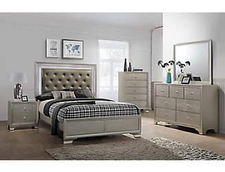 bedroom furniture outlet at art van. Black Bedroom Furniture Sets. Home Design Ideas