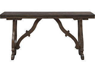 Pleasant Sofa Tables Console Tables Art Van Home Pabps2019 Chair Design Images Pabps2019Com