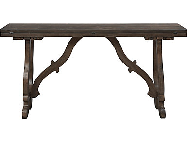 Orchard Park Brown Sofa Table, , large
