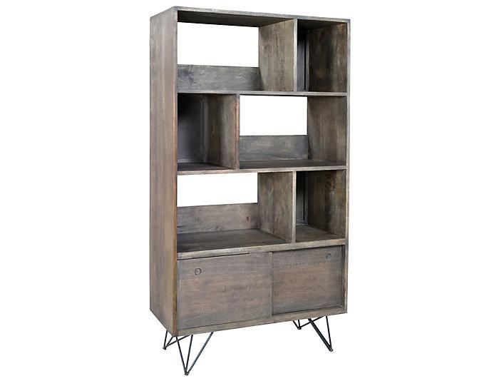 sinclair book shelf