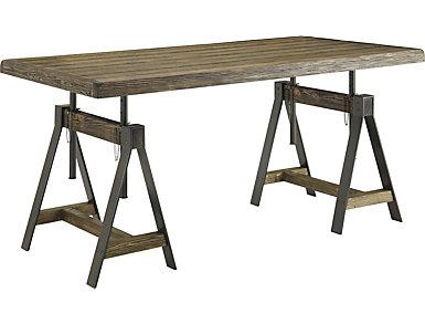 Camden Adjustable Desk, , large