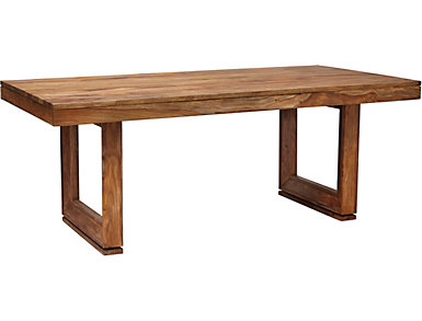 Brownstone Dining Table, , large
