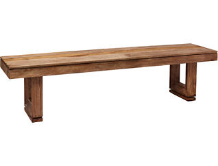 Brownstone Dining Bench, , large