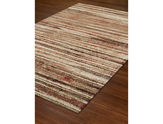 "Gala Canyon Striated 4'11"" x 7' Rug, , large"