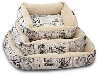 Newspaper Pet Bed-Small, , large