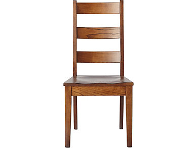 Detroit Dining Ladderback Side Chair, , large
