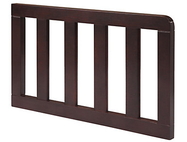 Toddler Guardrail - Brown, , large