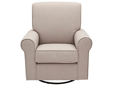 Avery Glider Taupe, , large