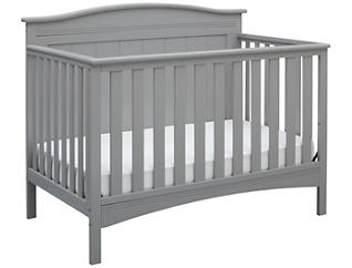 Bennett Convertible Crib -Grey, , large