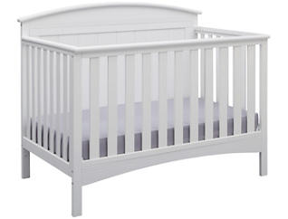 Archer Convertible Crib - Wht, , large