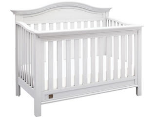 Banbury Convertible Crib -Wht, , large