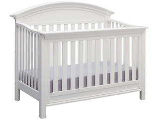 Aberdeen Convertible Crib -Wht, , large