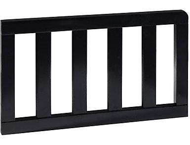 Toddler Guardrail #0080 Black, , large