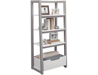 Gateway Ladder Shelf Grey, , large