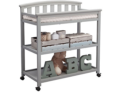 Delta Arch Top Changing Table, , large