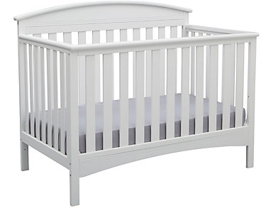Abby 4-in-1 Convertible Crib, , large