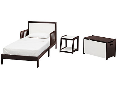 Aster 3 pc Toddler Room in box, , large