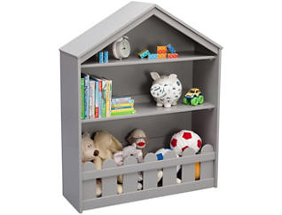 Happy Home Storage Bookcase, , large