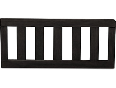 Toddler Guardrail Rustic Ebony, , large
