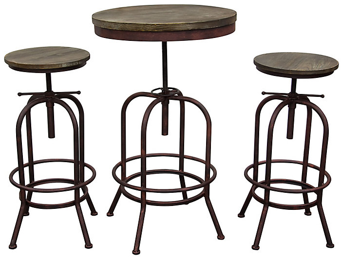 Fairfax Bistro 3 Piece Set, , large